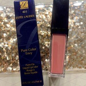 estee lauder pure color envy liquid lipstick